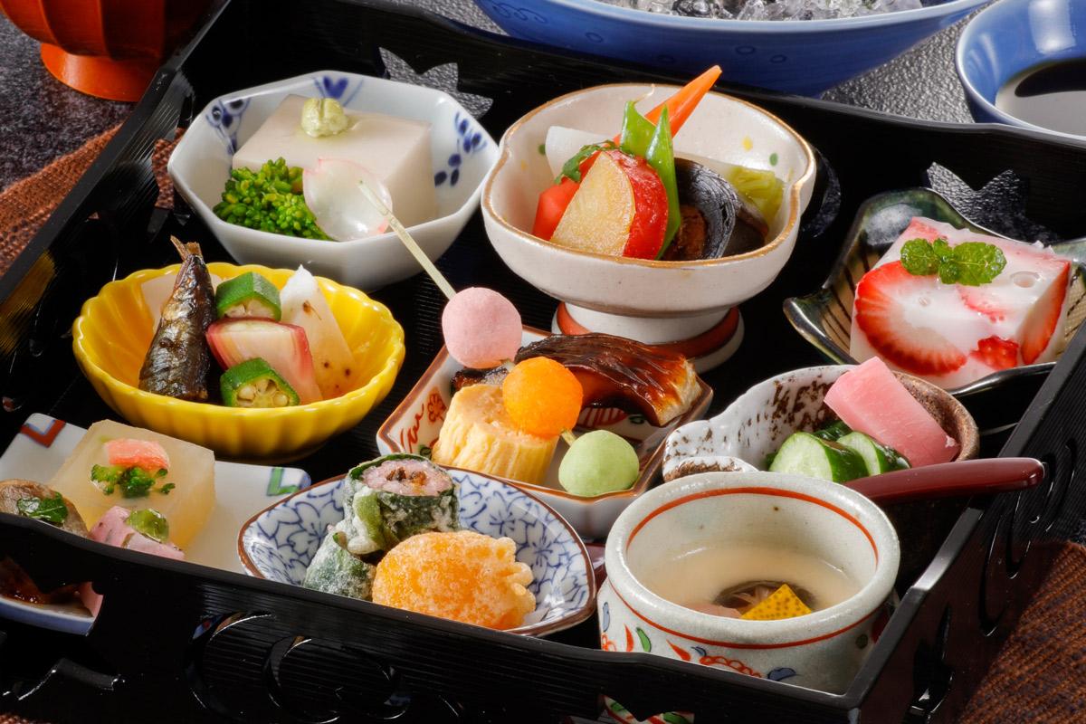 豆皿八寸 -日本料理一ゑん(いちえん) 京都 福知山 -