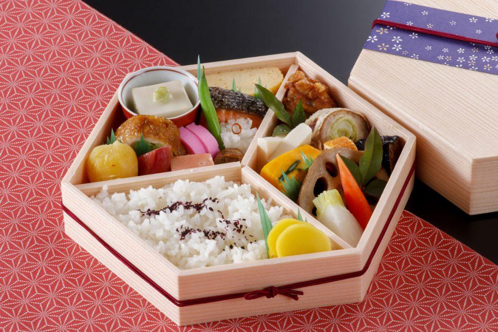 六角弁当 -日本料理一ゑん(いちえん) 京都 福知山 -