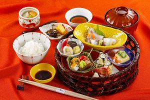 竹籠京弁当