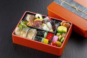 春慶弁当<造り> - 日本料理 一ゑん -